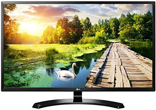 """LG 32MP58HQ-P - Monitor FHD de 81,3 cm (32"""") con Panel IPS (1920 x 1080 píxeles, 16:9, 250 cd/m², NTSC >68%, 1200:1, 5 ms, 75 Hz) Color Negro"""
