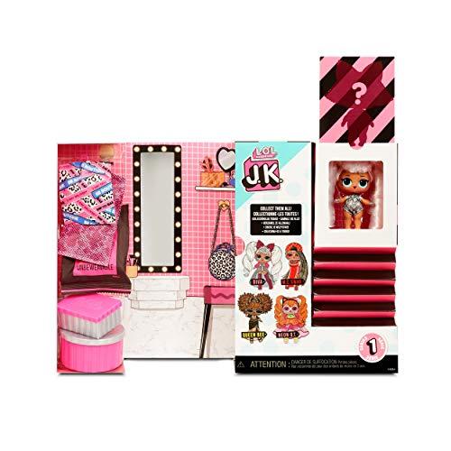 Image 4 - LOL Surprise Mini Poupées Mannequin JK - 15 Surprises, Vêtements et Accessoires - À Partir de 6 Ans - À Collectionner - Diva