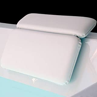 GORILLA GRIP Original Spa Bath Pillow Features Powerful Gripping Technology, Comfortable,..