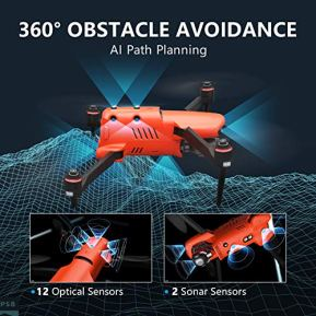 Autel-Robotics-EVO-II-Pro-First-6K-Folding-Drone-with-Camera-for-6K-Ultra-HD-Video-20MP-Photos-10-Bit-Color-1-CMOS-Sony-IMX383-33-OLED-Screen-Remote-Controller