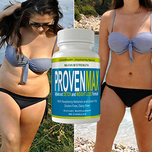 Proven Max Weight Loss Pills (3 Bottle Pack) Advanced Diet Supplements Loss Keto Burn Capsules Extra Strength Metabolism Supplement 5