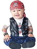 Born to be Wild Infant/Toddler Costume Black/White
