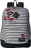 JanSport Super FX Backpack - Loose Lips Stripe