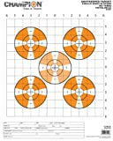 Champion Shop keeper Large Sight-In Target (Pack of 12)