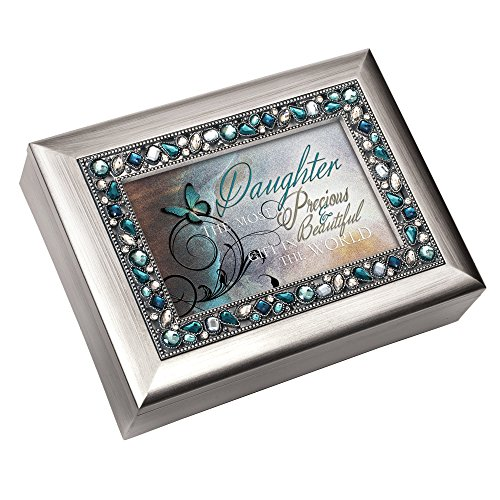 Cottage Garden Daughter Most Precious Gift Brushed...