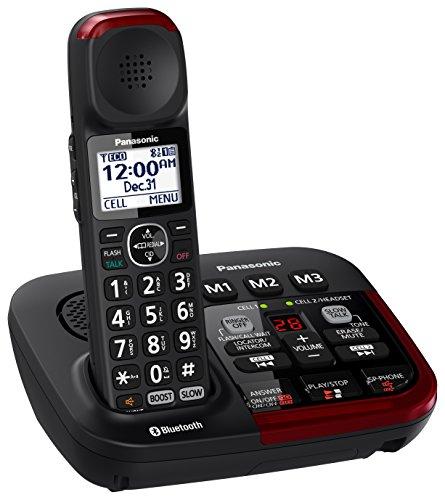 PANASONIC Bluetooth Amplified Cordless Phone