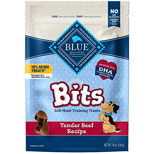 Blue Buffalo Blue Bits Natural Soft-Moist Training...