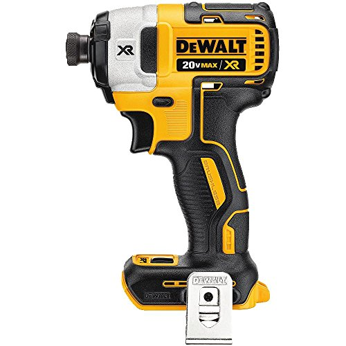 DEWALT 20V MAX XR Impact Driver, Brushless, 3-Speed,...