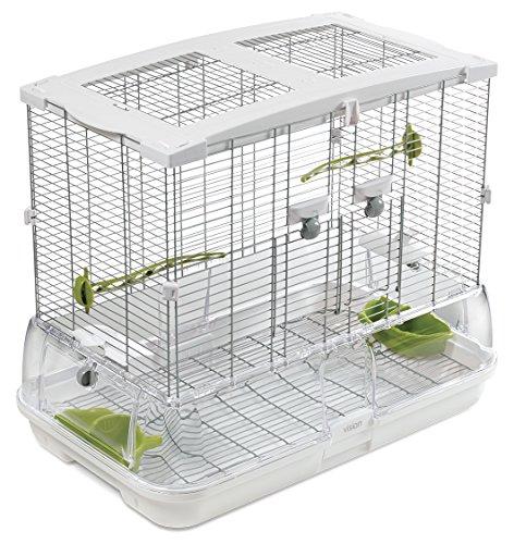 Vision Gabbia/Casa per uccelli regolari, 62.5 x 39.5 x 53 cm, media