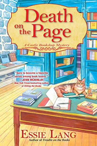 Death on the Page: A Castle Bookshop Mystery