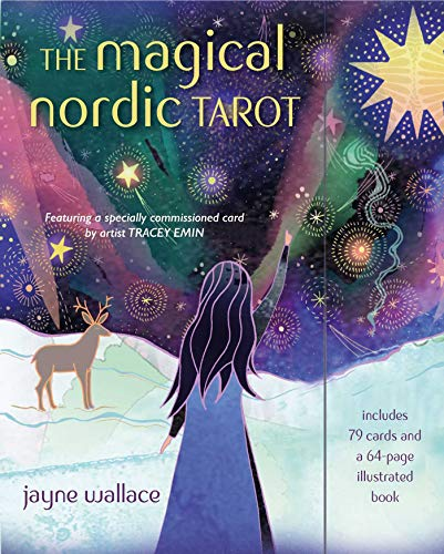 The Magical Nordic Tarot: Includes a full deck of 79 cards...