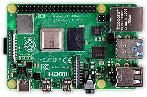 【国内正規代理店品】Raspberry Pi4 ModelB 4GB ラズベリーパイ4 技適対応品