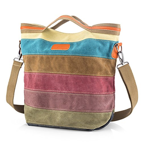 51qA6N7e3FL Material:Cotton Canvas,About Weight:0.6 KG, Product size please check the picture It Very durable,Inside there are two pleated pockets and on the opposite side is a large pocket and two zippered pockets on either side of it. It works great in both casual and more professional settings, and holds everything you need, including your iPad, cell phone, books(A4), umbrella, keys, wallet, sunglasses, lipstick, facial tissue and other stuffs.