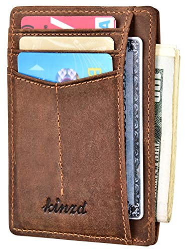 51qAd57K0RL - The 7 Best Front Pocket Wallets For Men: Stylish Wallets To Organize Your Essentials