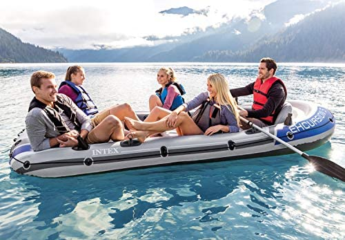 51qBD4Xk7sL. AC Intex Tour Inflatable Boat Collection