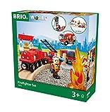 BRIO World - 33815 - CIRCUIT ACTION POMPIER