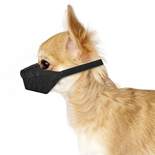 Weebo Pets Breathable Nylon Cloth Safety Muzzle (XXS)