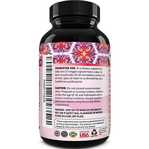 Immune Support Garcinia Cambogia Weight Loss HCA - Pure Green Coffee Bean Appetite suppressant Control Supplements Green Tea EGCG Energy Workout Boost - Detox Cleanse Supplement Natures Craft 5