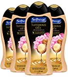 Softsoap Luminous Oils Moisturizing Body Wash Shower Gel, Macadamia...
