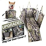 Cubiertas del asiento de coche para perros,...
