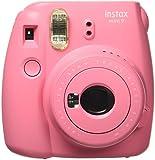 Fujifilm Instax Mini 9 Instant Camera, Flamingo Pink (Electronics)