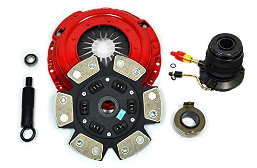 EFT STAGE 3 CERAMIC CLUTCH KIT+SLAVE FOR 1995-2011 FORD RANGER TRUCK 2.3L 2.5L 3.0L