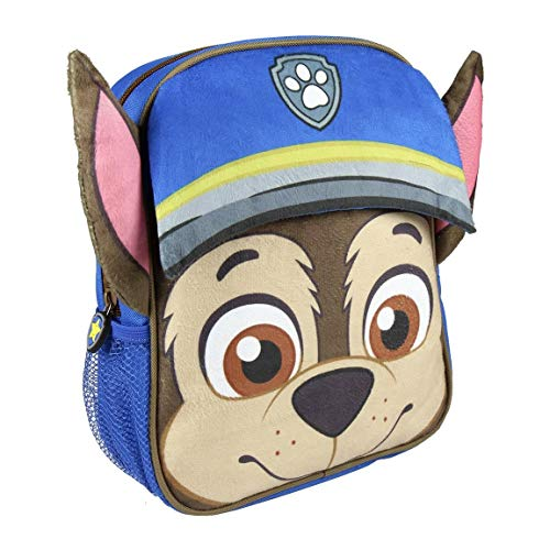 Paw Patrol La Patrulla Canina CD-21-2200 2018 Mochila Infantil, 23 x 28 x 9 cm, Multicolor