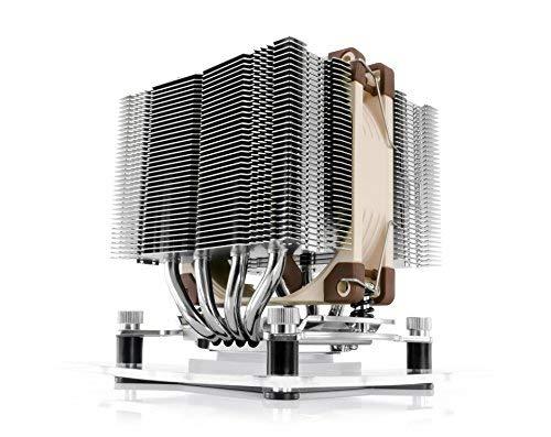 Noctua NH-D9L, Dissipatore di Calore di Qualità Premium per CPU (92 mm, Marrone)