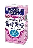 【公式正規品】森永乳業 毎朝爽快 24本セット【特定保健用食品】