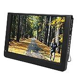 12 Pouces Téléviseur Portable, 1080P 16: 9 LED Mini Téléviseur...