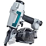 Makita AN611 2-1/2' Siding Coil Nailer, Silver