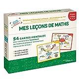 Mes leçons de maths - niveau collège: 54 cartes mentales pour comprendre facilement les...