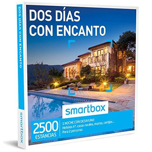 SMARTBOX - Caja Regalo -DOS DÍAS CON ENCANTO - 2500 ESTANCIAS,...