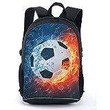 CAIWEI mochila escolar de 17 pulgadas para estudiantes (gray)