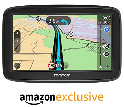 TomTom GPS Voiture Start 52 Lite - 5 Pouces, Cartographie Europe 49 (Amazon...