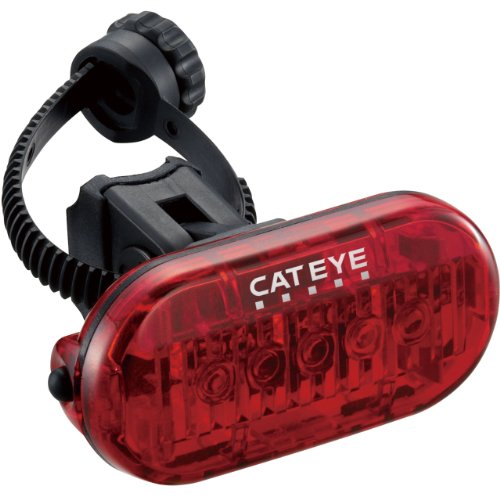 キャットアイ(CAT EYE) セーフティライト [TL-LD155-R] OMNI-5 リア用