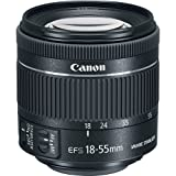 EF-S 18-55mm f / 4-5.6 is Objectif (Emballage en Vrac - Boîte Blanche)...