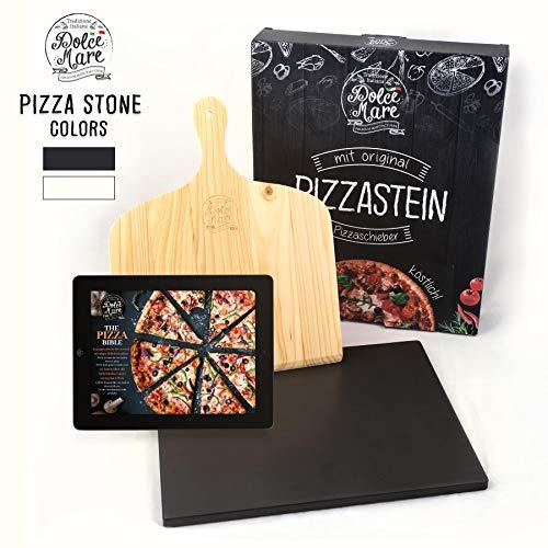 Dolce Mare Piastra refrattaria Forno - Pietra per Pizza in Cordierite di Alta qualit per Forno e...