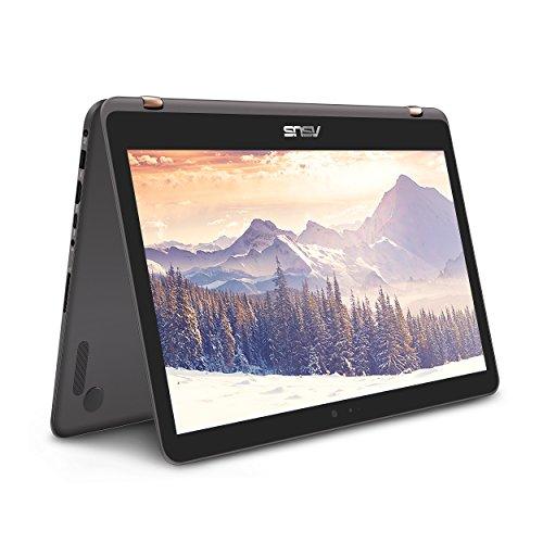 ASUS ZenBook Flip UX360UA 13.3-inch Touchscreen Convertible Laptop, Core i7, 16GB, 512GB SSD, Windows 10, Fingerprint Reader