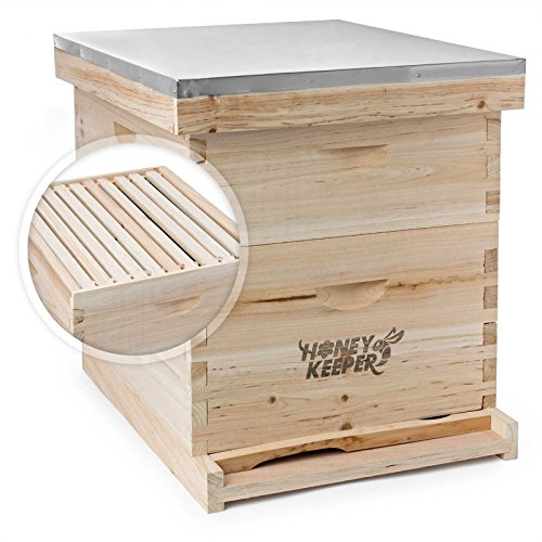 Honey Keeper Beehive 20 Frame Complete Box Kit