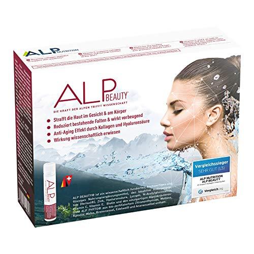 ALP BEAUTY Colágeno Hidrolizado Acido Hialurónico Vitamina