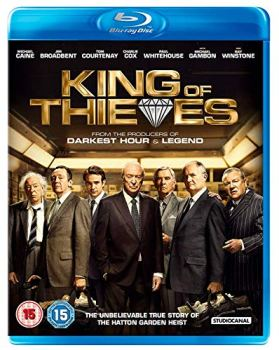 King of Thieves [Blu-ray] [2018]