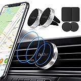ivoler Support Telephone Voiture[Lot de 2], Porte téléphone magnetique...