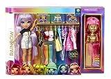 Rainbow High Fashion Studio – Bambole Esclusive con Vestiti, Accessori & 2 Fantastiche Parrucche - Crea più di 300 Look!