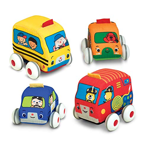 Melissa & Doug Soft Toddler Toy Set