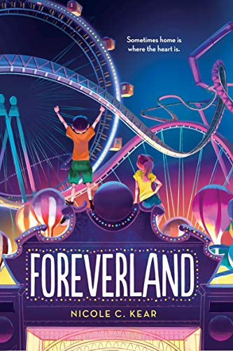 Foreverland by [Nicole C. Kear]