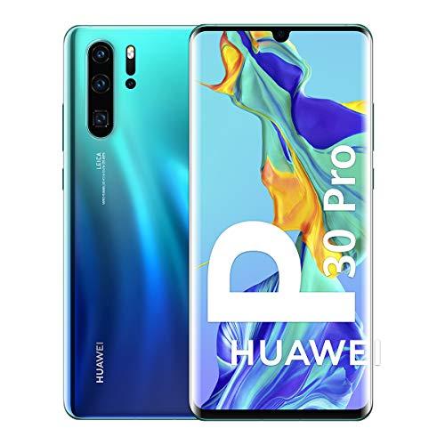 Huawei P30 Pro - Smartphone de 6.47' (Kirin 980 Octa-Core de 2.6GHz,...