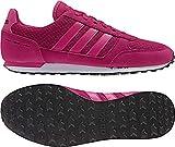 Adidas City Racer W, Zapatillas de Running para Mujer, Blue/Shopin/Conavy, 38 EU
