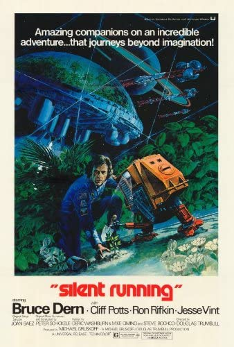 Amazon.com: Silent Running 27 x 40 Movie Poster - Style A: Lithographic  Prints: Posters & Prints