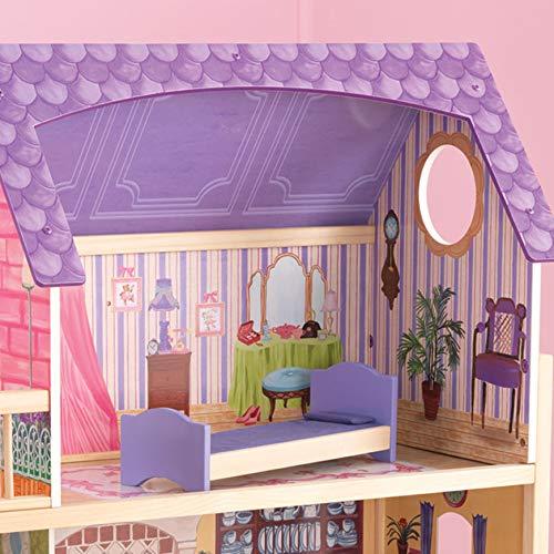 Image 3 - Kidkraft - 65092 - Maison de Poupées en Bois Kayla [Exclusif Amazon]
